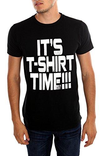 Dj Pauly D T-Shirt Time T-Shirt 3Xl Size : Xxx-Large
