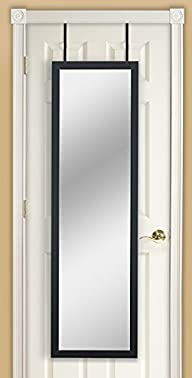 Mirrotek DM1448BK Over The Door Mirro…