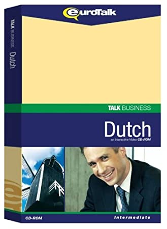 Talk Business Dutch (Mac/PC DVD)