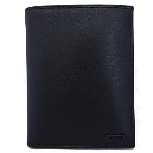 Tumi トゥミ ツミ ケース パスポートケース Delta Passport Case 18671 二つ折り パスポート ケース ブラック 並行輸入品 VITA632