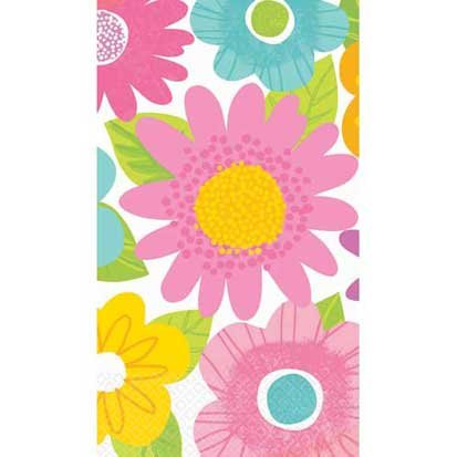 Spring Fling Guest Towels 16ct