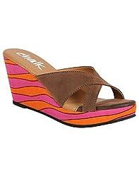 Pixy Stix - Wedge Heels