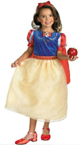 Snow White Deluxe Child 7-8 Kids Girls Costume