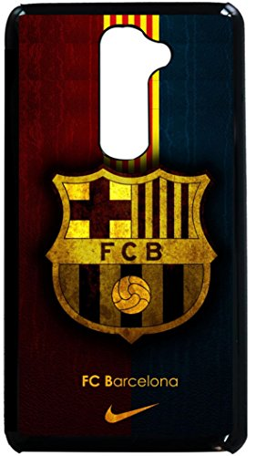 Dot Print Back Cover For LG G2 FCB Barcelona Logo Printed Case