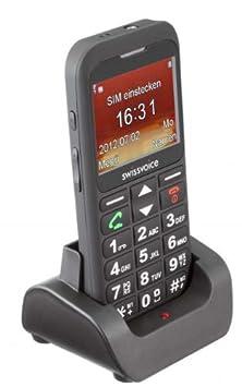 T�l�phone GSM SWISSVOICE MP33 NOIR