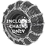 Tire Chains 13 x 500 x 6 / 12.5 x 450 x 6 Snow/Mud