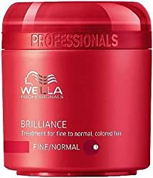 Wella Brilliance Treatment For Colored Hair Masque 150 Ml