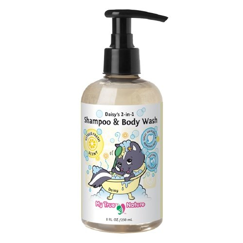 My True Nature Daisy's 2-in-1 Shampoo/Body Wash 8 oz - 1