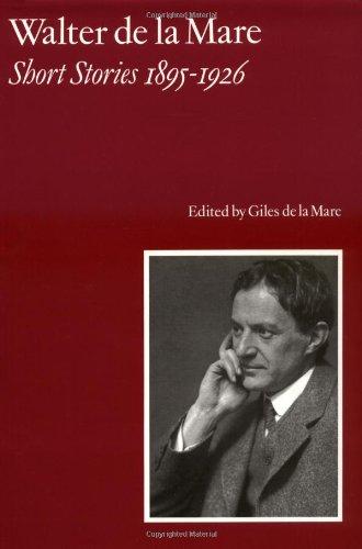 Short Stories 1895-1926 (V.1)