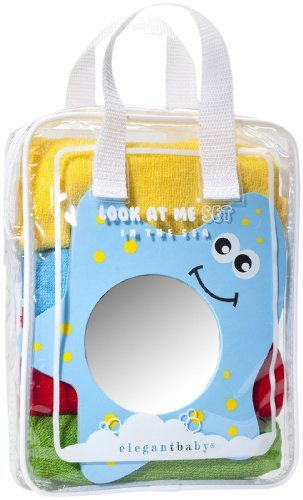 Elegant Baby In The Sea Look At Me Bathtime Party Gift Set - 1