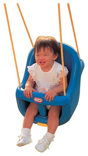 Little Tikes High Backed Toddler Swing