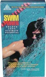 Swim Power 1 VHS Video - Unlock Your Ultimate Potential