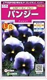 【種子】パンジー LRビーコン ブルー 0.1ml