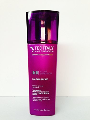 Tec Italy Balsami Presto Instant Leave-in Treatment 10.1 Oz (Balsam Presto compare prices)