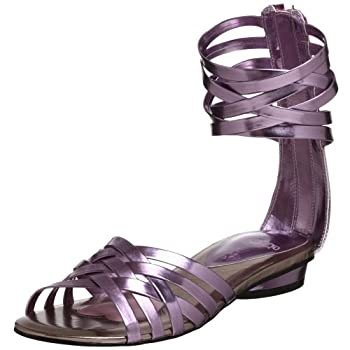Paris Hilton Women's Goddess Gladiator Sandal