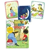 eeBoo Tell Me a Story Creative Story Cards - Mystery in the Forest