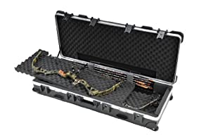 SKB ATA Double Bow, Bow Rifle Combination Case by SKB