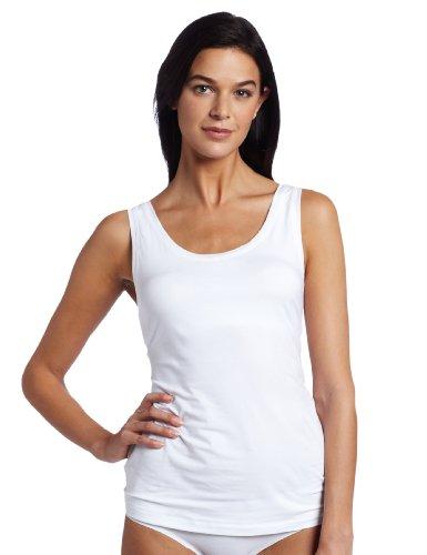 Hanro Women's Cotton Superior Camisole Bra