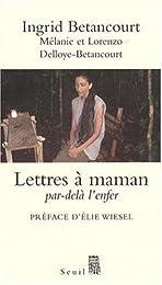 Lettres à maman