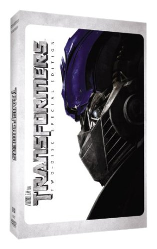 Cover art for  Transformers (Two-Disc Special Edition)