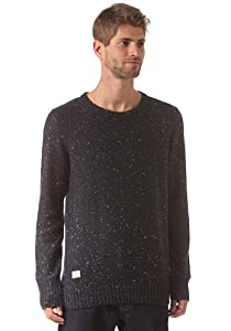 Knitted Sweat navy