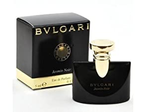 Bvlgari Jasmin Noir Eau De Parfum Mini Perfume for Women .17 oz