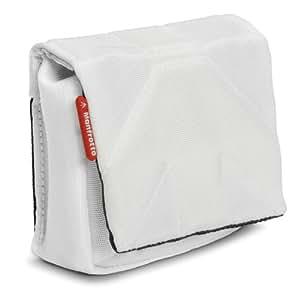 Manfrotto Nano VII Stile - Pochette pour Appareil Photo Compact - Blanc