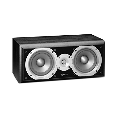 For Sale! Infinity Primus Two-way dual 5-1/4-Inch Speaker (Each, Center-Channel, Black)