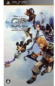 KINGDOM HEARTS Birth by Sleep for PSP [Japan Import]