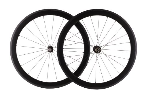 Matrix Road Bike Carbon 700c Tubular Wheels Rim: 50