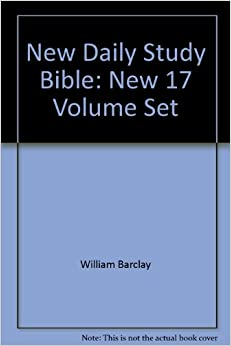 New Daily Study Bible: Complete Set (New Daily Bible) 17 ...