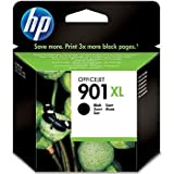 HP Officejet 4500 All-in-One Printer - G510g - HP 901XL (CC654A) Original High Capacity Black Ink Cartridge
