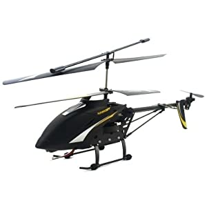 Toy Helicopters Remote Control: Big Size SPY HAWK 3 5CH Metal RC