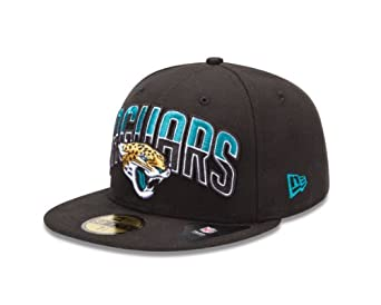 NFL Jacksonville Jaguars 2013 Draft 59FIFTY Fitted Cap by New Era