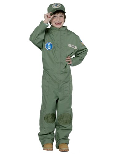 kids costumes - Air Force Child 2-4