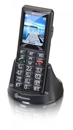 T�l�phone GSM AMPLICOM POWERTEL M6000 NOIR