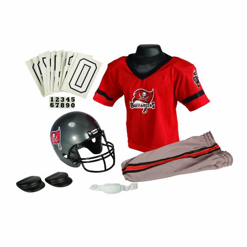 NFL Tampa Bay Buccaneers Deluxe Youth Uniform Set