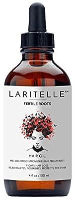 Laritelle Organic Hair Loss Treatment for Men & Women 4 oz