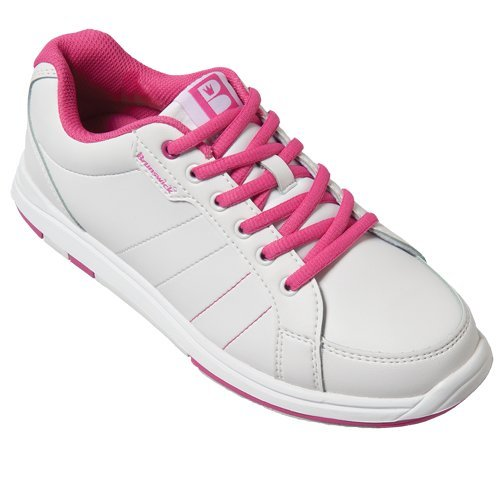 damen-bowlingschuhe-brunswick-satin-white-hot-pink