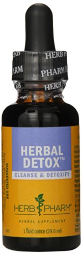 Herb Pharm Herbal Detox Compound, 1 Ounce
