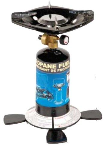 Single Propane Burner Stove front-482593