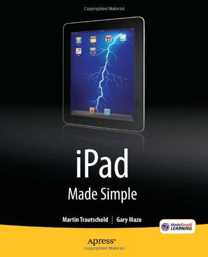 iPad Made Simple