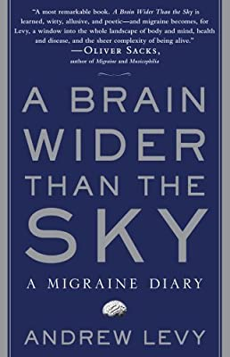 A Brain Wider Than the Sky A Migraine Diary by Levy, Andrew [Simon & Schuster,2010] (Paperback)