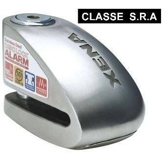 SRA XENA XX14 - Bloque disque alarme moto/scooter