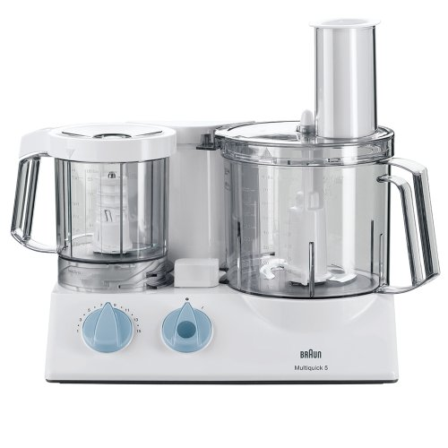 Braun K700 220-Volt Food Processor, 50 Hz