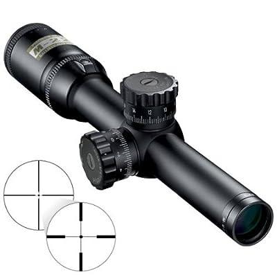 Nikon M-223 1-4x20mm Riflescope, Matte Point Blank Reticle w/ Interchangeable Turret from Nikon