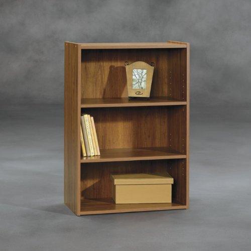 sauder 3 shelf bookcase. Black Bedroom Furniture Sets. Home Design Ideas