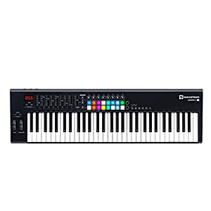 Novaton Launchkey 61 USB Keyboard Controller for