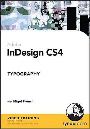 Indesign CS4: Typography
