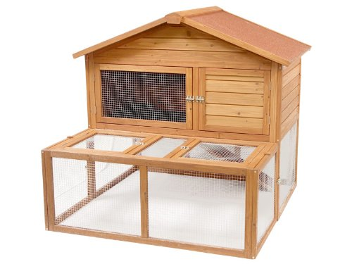 Meadow Lodge The Manor Medium Small Animal Hutch